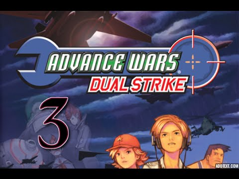 Part 3: Let's Play Advance Wars Dual Strike, Hard Campaign -