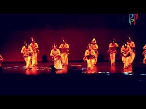 Thath Jith Dancing Troupe - Choreographed by Prasanna Yamasinghe