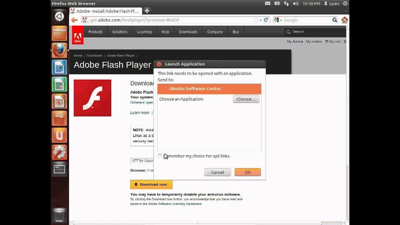 4 ubuntu desktop install flash player youtube 4 ubuntu desktop install flash player ccuart Image collections