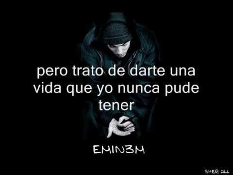 Eminem Mockingbird (sub español)