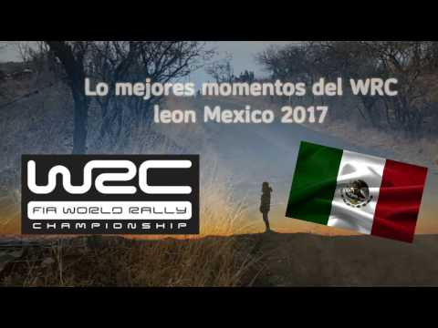 Best moments WRC mexico 2017