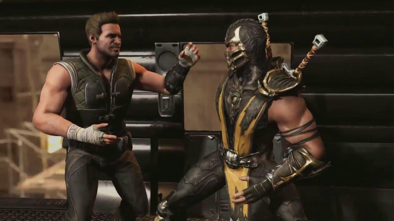 Mortal Kombat X: Story Mode - YouTube