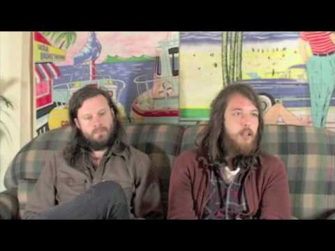 Fleet Foxes Interview w/ Jeremy Story Carter (Falls TV)