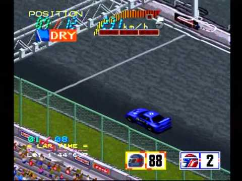 gt-kai:-all-japan-grand-touring-car-championship,-an-obscure-ps1-racing-game