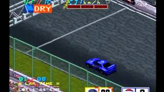 GT Kai: All Japan Grand Touring Car Championship, an obscure PS1 racing game