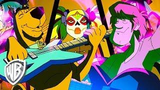 Scooby-Doo! em Português | Portugal | O Rock do Scooby e do Shaggy! | WB Kids