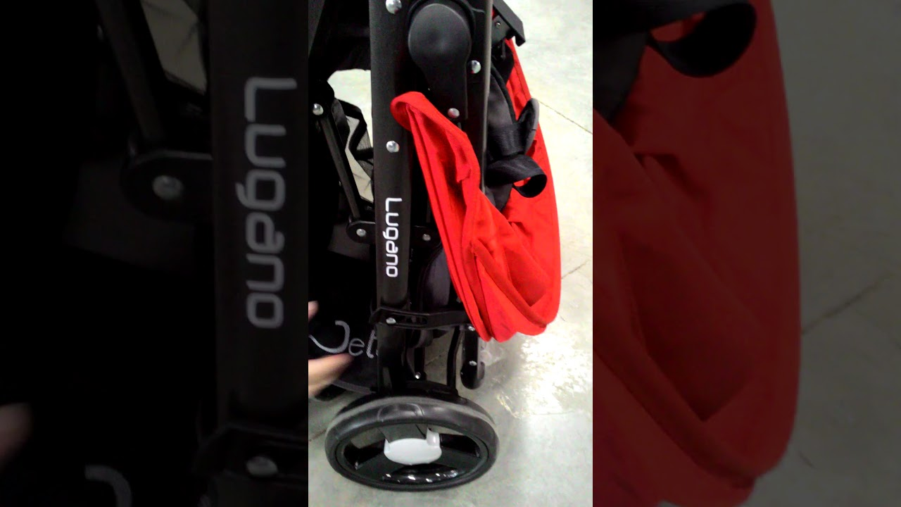 Сравнение колясок Jetem Paris и Jetem London - YouTube