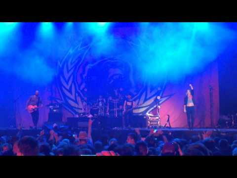 Guano Apes - Open Your Eyes live Helene Beach Festival 2015 HD