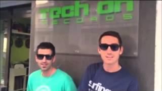 23.05.2014- CONVITE DAVID MOLEON & HORACIO CRUZ-FUEL TECHNO PT 3ºANIVERSARIO