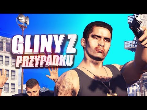 "GTA V ""GLINY Z PRZYPADKU"" #6 NAPAD 🔫"
