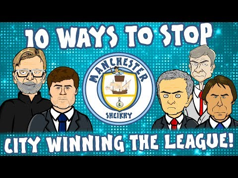 Thumbnail: 👊🏻10 Ways To Stop MAN CITY👊🏻 ... winning the league