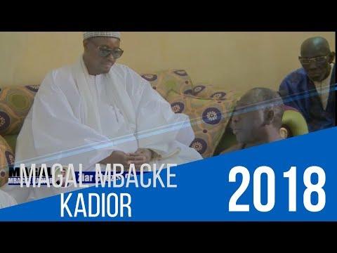 Magal mbacke Kadior 2018 Ziar chez Serigne Cheikh Bara Lahat
