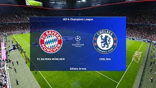 This video is the gameplay of bayern munich vs chelsea - uefa champions league 2020if you want to support on patreon https://www.patreon.com/pesmesuggested v...