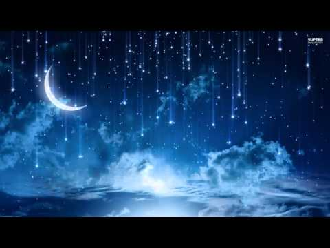3 Hour Falling Stars Relaxing Music | Cool Instrumental Music | Relaxing Meditation Music
