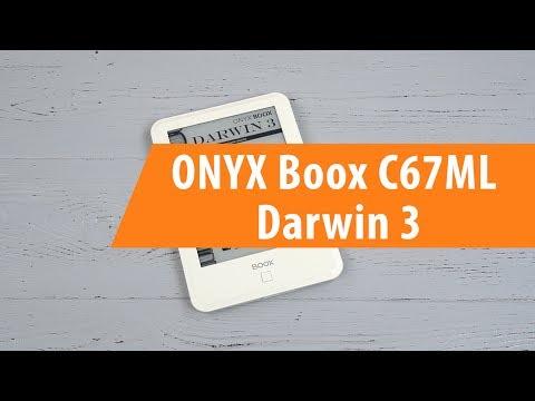 Распаковка ONYX Boox C67ML Darwin 3 / Unboxing ONYX Boox C67ML Darwin 3