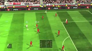 PES 2014 - First Gameplay Video | E3 2013 | Sony Latin America Conference