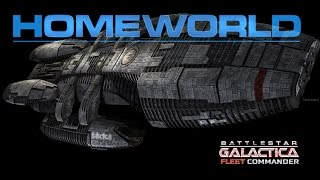 Battlestar Galactica: Fleet Commander - (Homeworld Remastered Workshop) Classic Homeworld 2 Mod