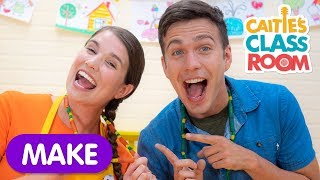 Let's Make Friendship Necklaces | ft. Tim Kubart | Classroom Activities For Kids
