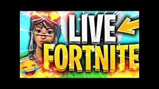 LIVE FORTNITE PS4 EN -VIEN ME STREAM HACK - IN PERSO FACECAM GO 3K!