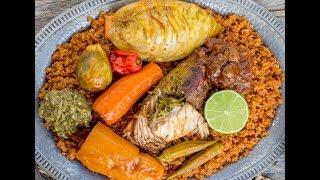 Thiéboudienne (riz senegalais)