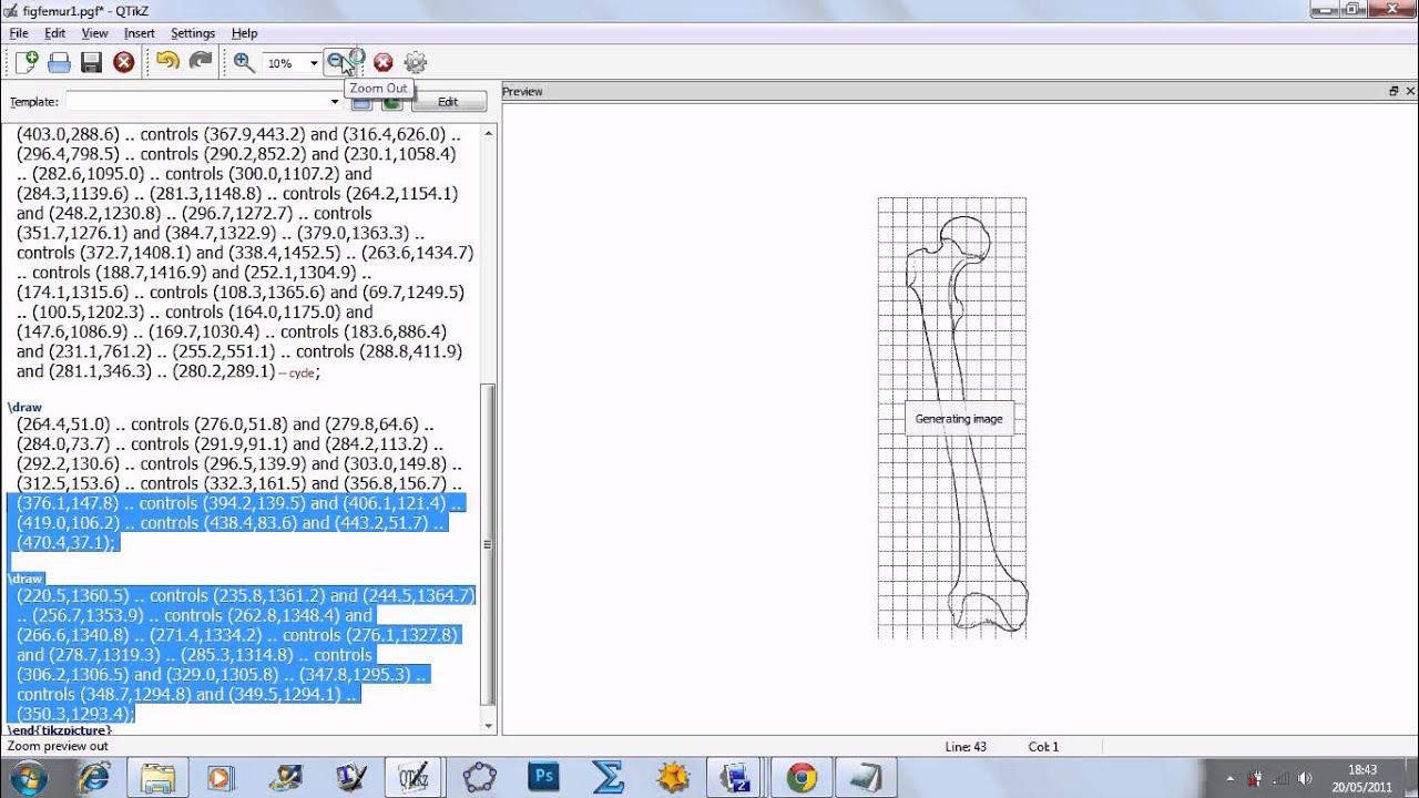 Desenhando um osso no latex com tikz youtube desenhando um osso no latex com tikz ccuart Images