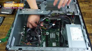 Partial Teardown / Parts of HP Pavilion Power Desktop 580-023w