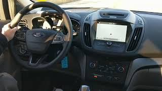 2018 Ford Escape SEL Interior