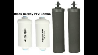 DIY Berkey Gravity Water Filtration System