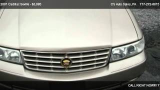 2001 Cadillac Seville STS - for sale in Lebanon, PA 17042