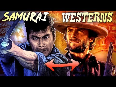 Samurai Films & Westerns: The Complete History of Two Iconic Film Genres