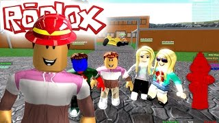 ROBLOX CITY TYCOON - THE PUMP IS ALREADY HERE!!! - Spanish Gameplay