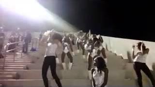carver high school dancers