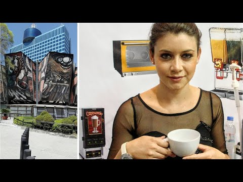 2012 Expo Café - Coffee Show in Mexico City