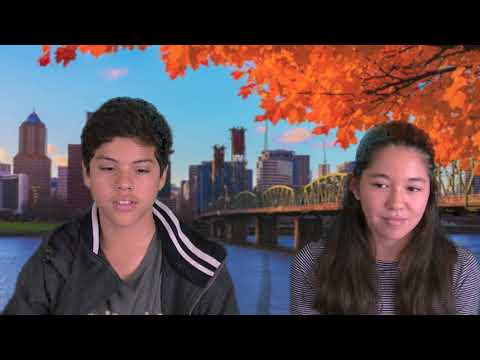 West Sylvan Middle School Morning Show October 1st, 2017