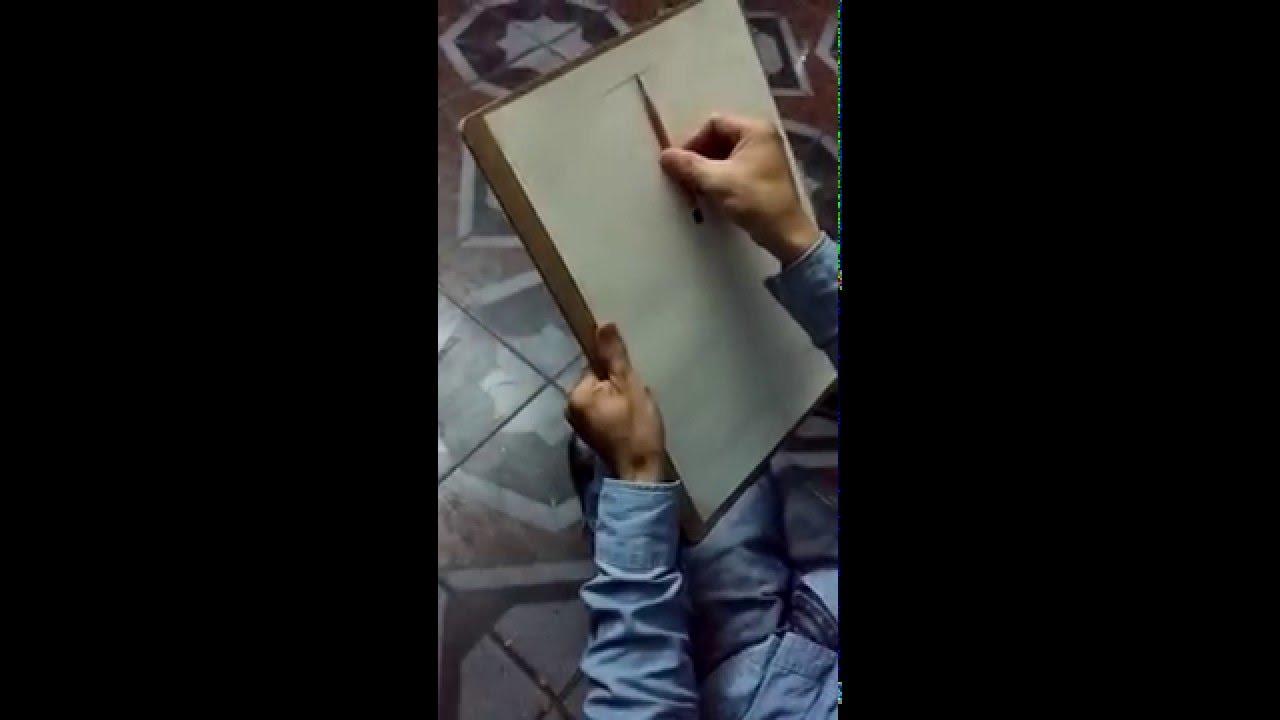 Hướng dẫn vẽ tượng – Bài 1: Dựng hình