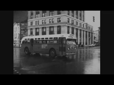 The Black Experience:  American Negro 1960s - Montgomery Bus Boycott