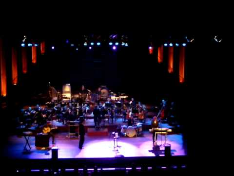 a-Ha 'Soft Rains of April' with Oslo Philharmonic Orchestra - Oslo Konserthus