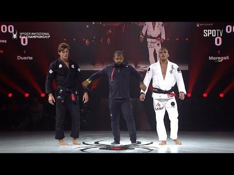 [2019 SPYDER INVITATIONAL BJJ CHAMPIONSHIP FINAL]-100kg Nicholas Meragail Vs Kaynan Duarte