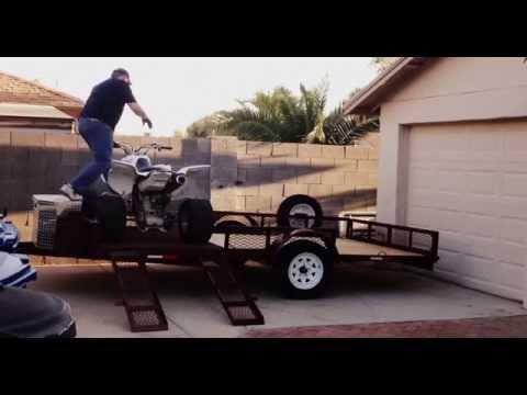 D & S Side Load Trailer