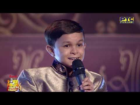 Sultan | Tere Ni Karara Mainu Patia | Yamla Jatt | Studio Round 18 | Voice Of Punjab Chhota Champ 4
