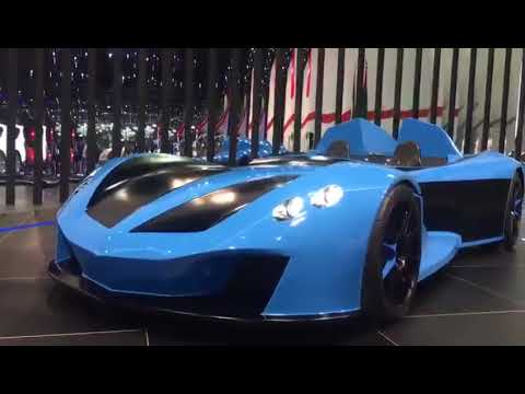 Dubai International Motor Show |  Shaali Motorsports N360