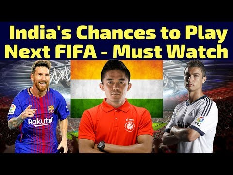 India's Chances to Play Next FIFA World Cup | Qatar | Must Watch | 2018