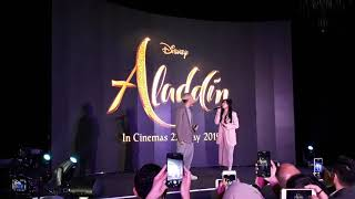 Ost Aladdin - A Whole New World Isyana feat Gamaliel