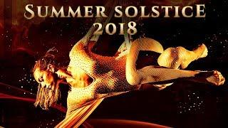 Summer Solstice 2018 - Firestorm Aerial Silks Recital