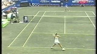 Mary Pierce vs Arantxa Sanchez-Vicario Hilton Head Final 2000