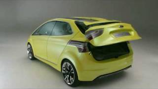 2009 Ford Iosis MAX Concept Videos