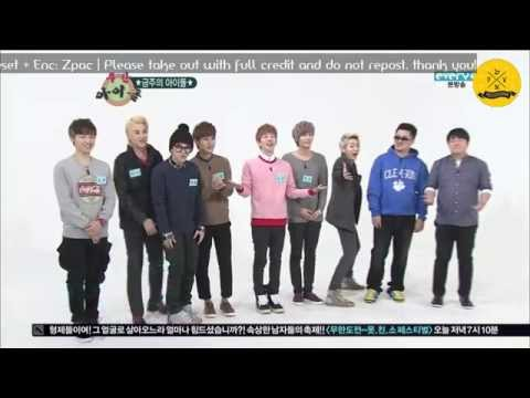 [7BVN] [VIETSUB]121128 Weekly Idol - Block B