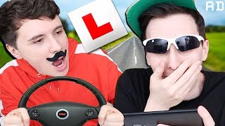 How Not to Drive with Dan and Phil