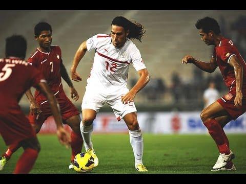 Philippines vs Myanmar: AFF Suzuki Cup 2012