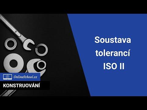 Soustava tolerancí ISO 2   2/3 Tolerování   Konstruování   Onlineschool.cz